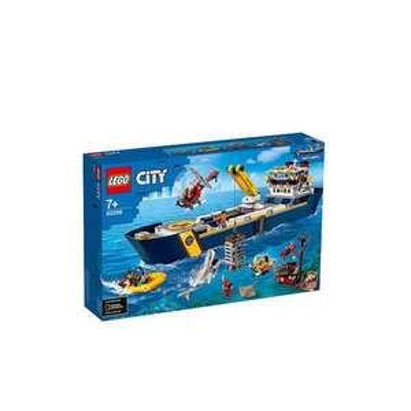[Shöpping.at] LEGO City - Meeresforschungsschiff (60266) um nur 89,90€