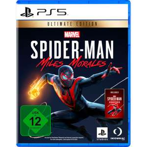 Universal - Spider-Man: Miles Morales Ultimate Edition PS5