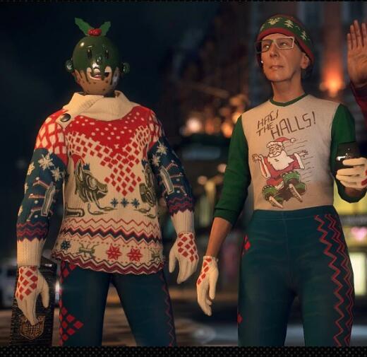 """""""Winter Holidays Gift"""" gratis für Watch Dogs Legion in Ubisoft Connect (Playstation / XBOX / PC)"""