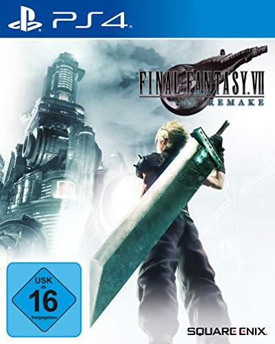 Final Fantasy VII Remake für PS4
