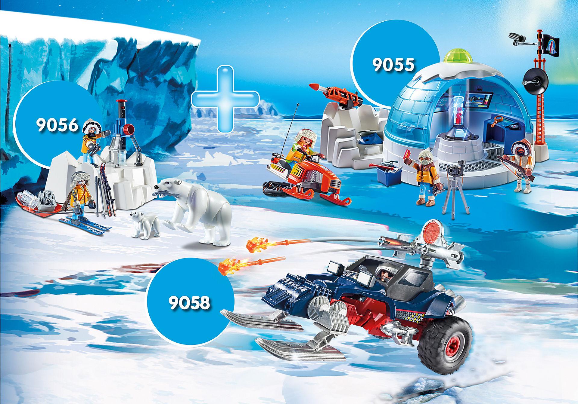 Playmobil Bundle Polar-Expedition