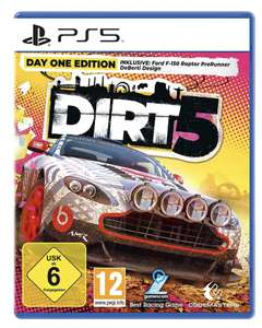 DIRT 5 - Day One Edition für PS4 & PS5