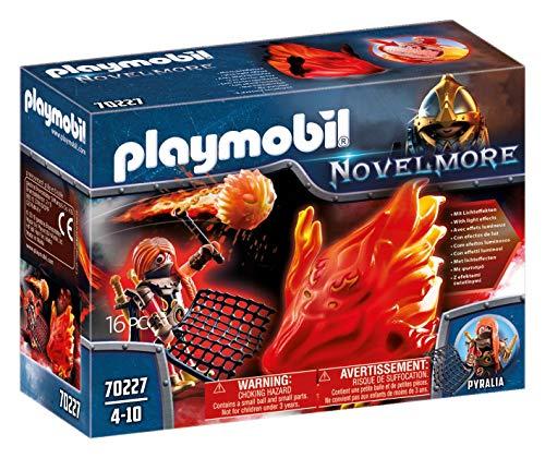 PLAYMOBIL Novelmore 70227 Burnham Raiders Feuergeist und die Hüterin des Feuers