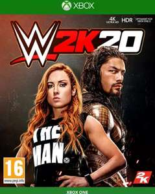 WWE 2K20 (Xbox One / Series X S) ein Preis zum Zuschlagen
