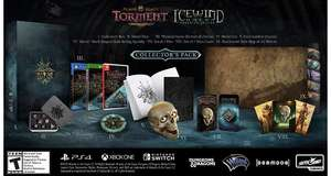 Planescape: Torment & Icewind Dale Enhanced und Collector's Edition - [PlayStation 4]
