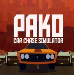 PAKO - Car Chase Simulator (iOS) gratis im Apple AppStore - ohne Werbung / ohne InApp-Käufe -