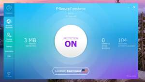 F-Secure FREEDOME VPN *gratis*