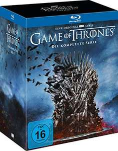 Game of Thrones Blu Ray Box 1-8