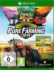 """""""Pure Farming 2018 - Day One Edition"""" (XBOX One) bei Libro"""
