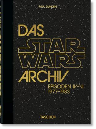 [Info-Deal] Schönes STAR WARS (Foto-)Buch (über 500 Seiten)