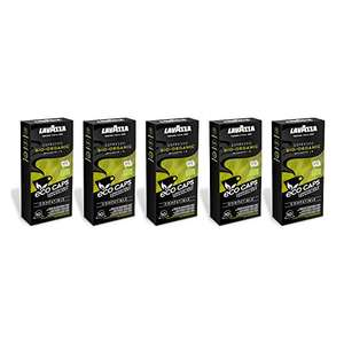 5x Lavazza Eco Caps 10er (verschiedene Espressosorten)