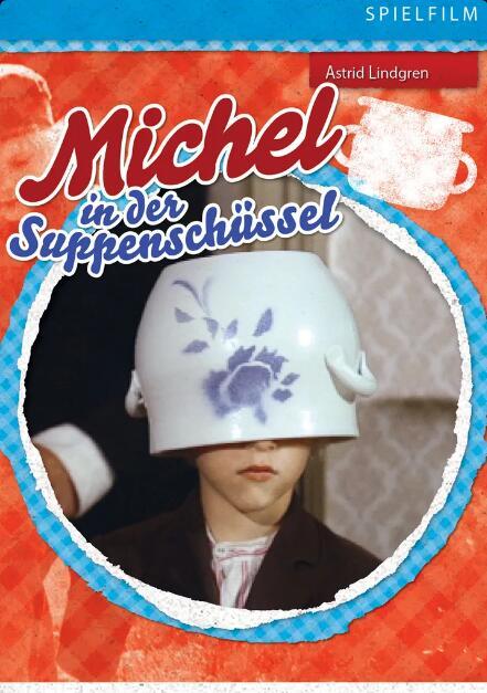 """Astrid Lindgren: """"Michel in der Suppenschüssel"""" , """"Michel muß mehr Männchen machen"""" u. """"Michel bringt die Welt in Ordnung"""" Stream v. SRF"""