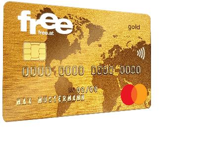 free.at 50€ geschenkt (ohne Werber) + Kostenlose Mastercard Gold