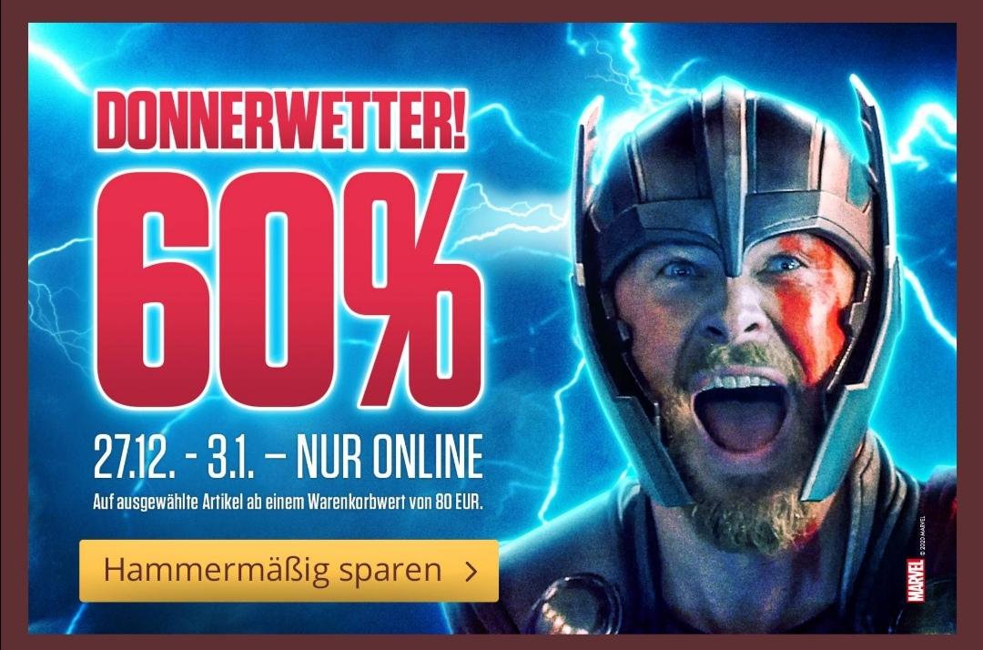 60% Bei Elbenwald auf ausgewählte Artikel