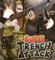 """Super Trench Attack!"" (Windows PC) gratis auf IndieGala"
