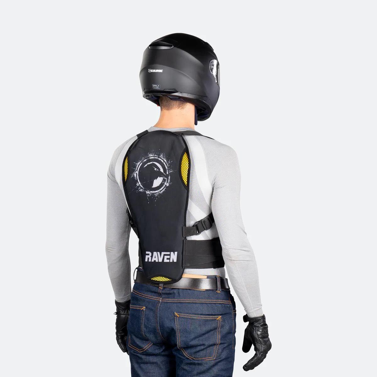 Rückenschutz Raven Pagnus Flex bei XL MOTO