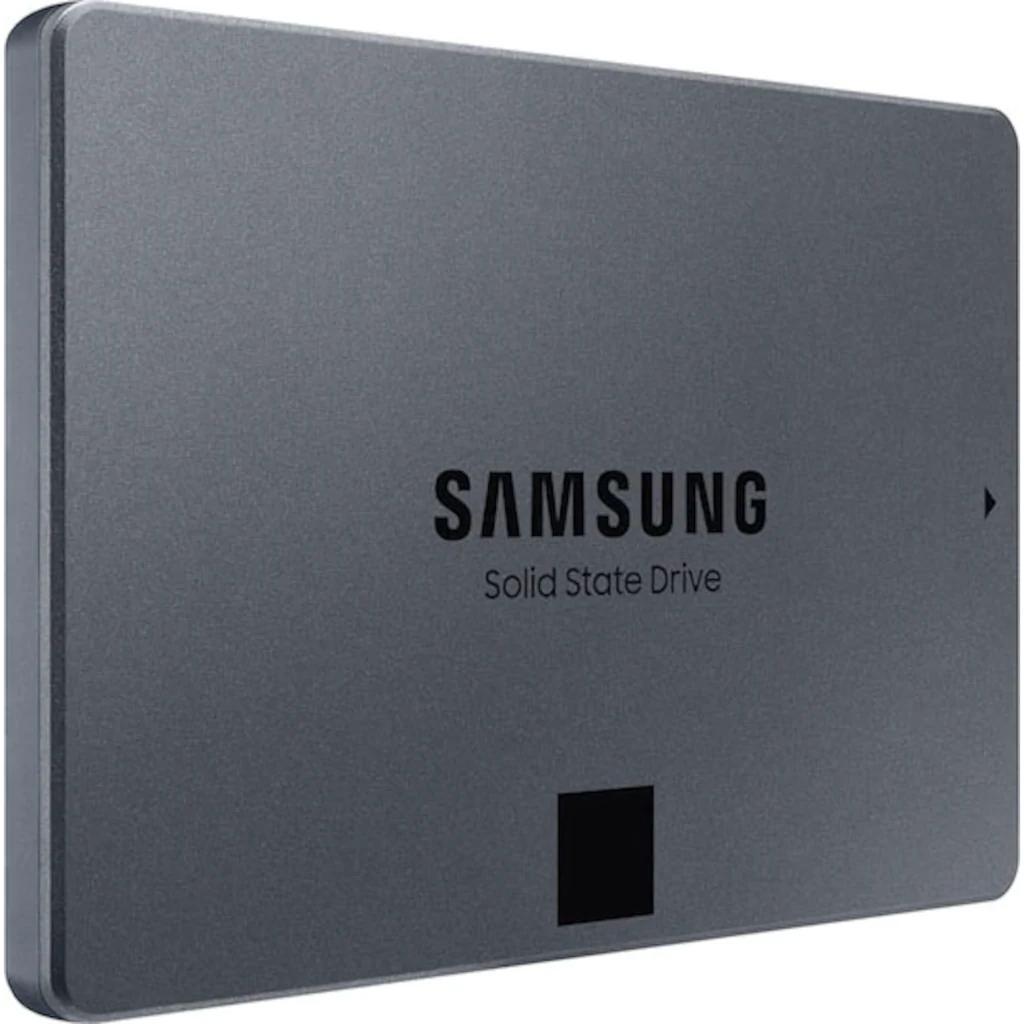 "[Universal] 2 x Samsung 870 QVO 1TB SSD 2,5"" SATA um 109,98 € (Bestpreis)"