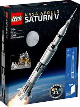 LEGO Ideas 92176 LEGO® NASA Apollo Saturn V (~2000 Teile)