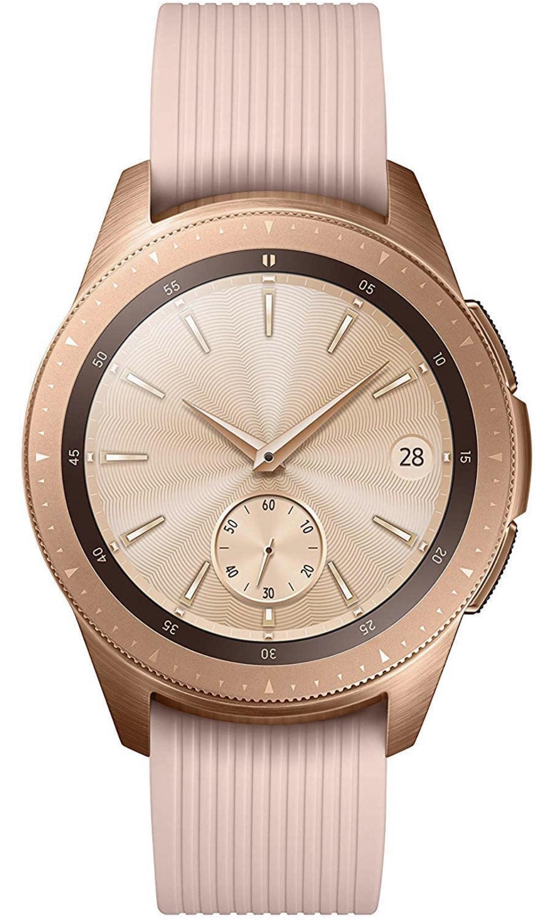 Samsung Galaxy Watch 42 mm (Bluetooth), Rose Gold