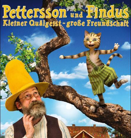 """Pettersson und Findus: """"Kleiner Quälgeist, große Freundschaft"""", """"Findus zieht um"""", """"Das schönste Weihnachten überhaupt"""" + 13 Serienfolgen"""