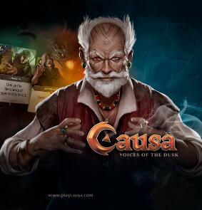 """""""Causa, Voices of the Dusk"""" (F2P Steam Game dzt. im Early Access) Kartenpacks im Wert von 10 Euro gratis über Intel Gaming Access"""
