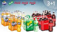Billa + Marktguru Coca-Cola/Fanta/Sprite 3+1 Deal