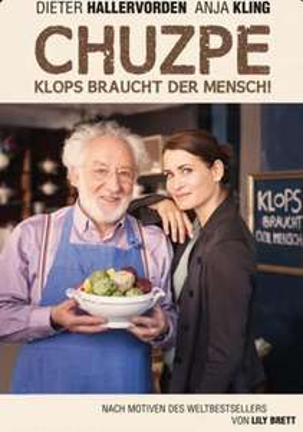 """""""Chuzpe - Klops braucht der Mensch!"""" mit Dieter Hallervorden gratis als Stream oder zum Herunterladen aus der ARD Mediathek"""