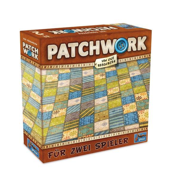 Patchwork Gesellschaftsspiel 2 Spieler