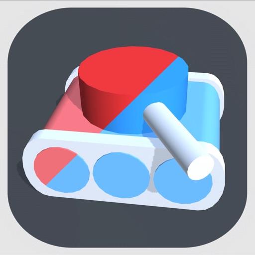 Tiny Tanks! (iOS) gratis im Apple AppsStore - ohne Werbung / ohne InApp-Käufe -