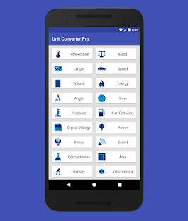 Einheitenumwandler (Android)