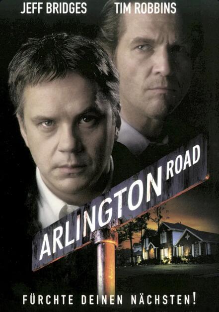 """""""Arlington Road"""" mit Jeff Bridges und Tim Robbins als Stream oder zum Herunterladen von ARTE.TV"""