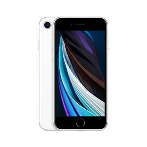 iPhone SE, 256GB, weiß