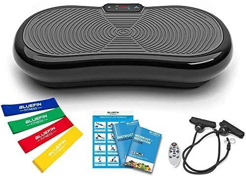 Bluefin Fitness Ultra Slim Power Vibrationsplatte