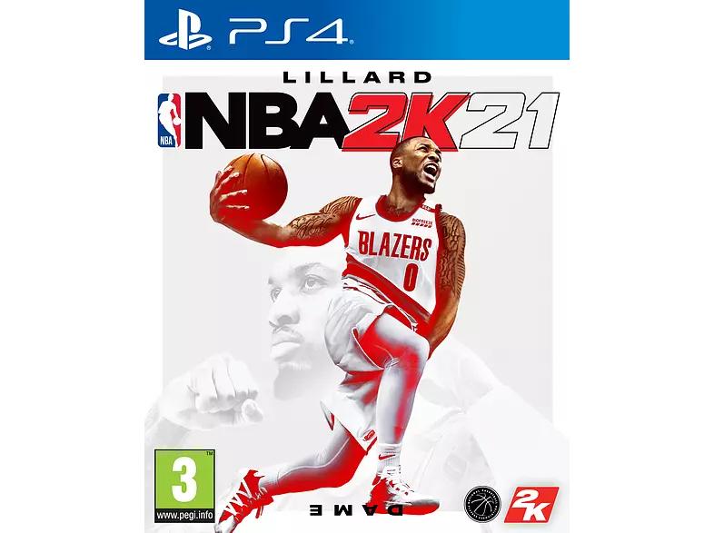 NBA 2K21 für PS4 zum Sparpreis