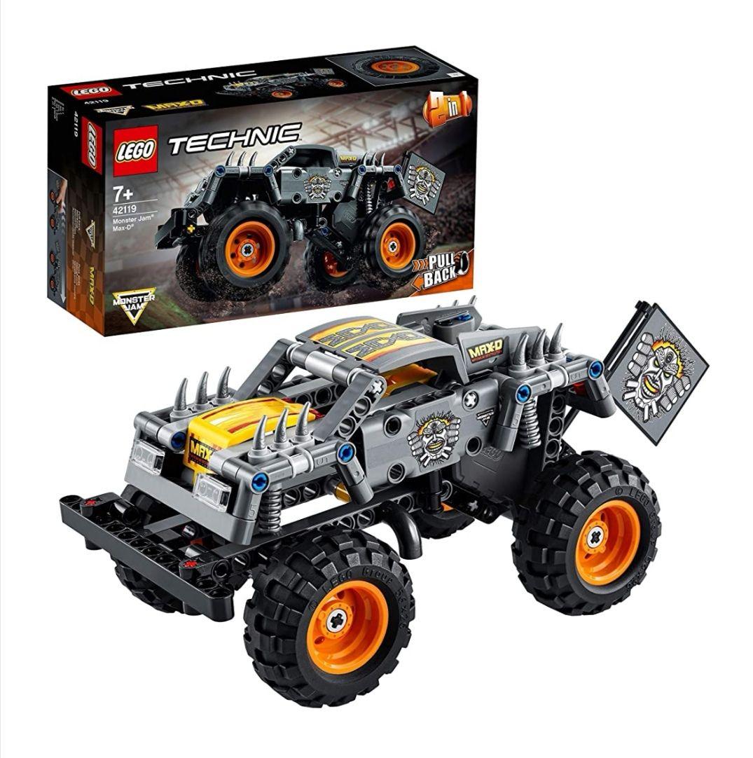 Lego (42119) Technic Monster Truck oder Quad