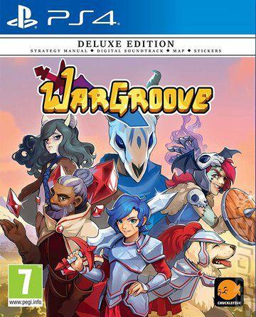 WarGroove - Deluxe Edition für die PS4