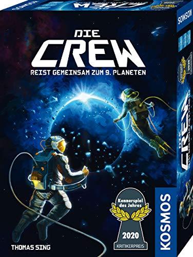 (AMAZON) KOSMOS Die Crew kooperatives Kartenspiel, Kennerspiel des Jahres 2020