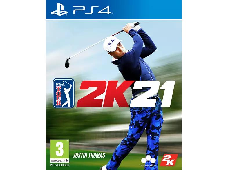 PGA TOUR 2K21 für PS4 zum Sparpreis