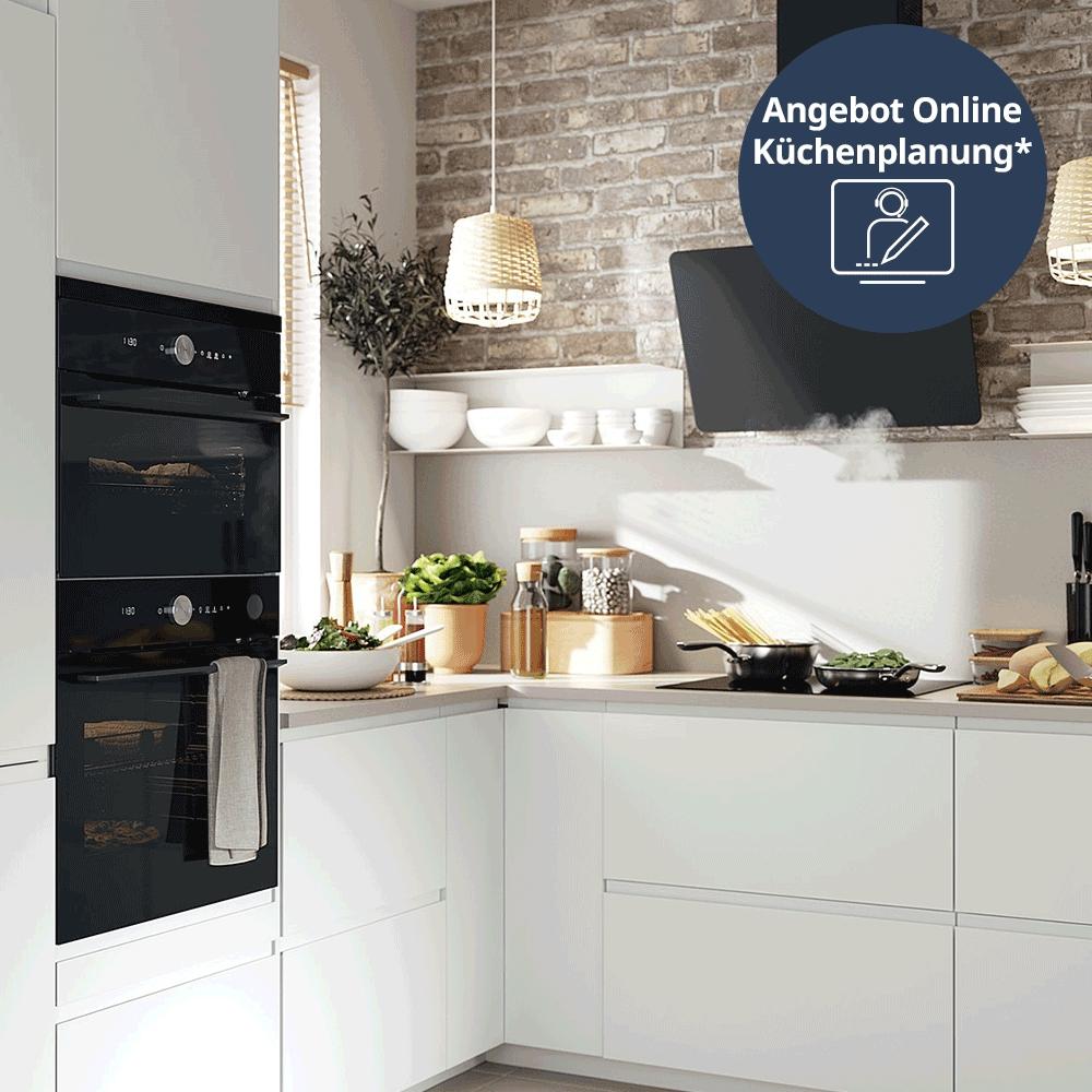 -20% auf Elektrogeräte beim Kauf einer METOD Küche