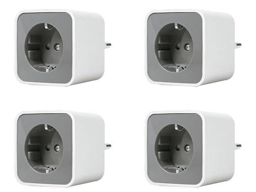 4x Osram / Ledvance SMART+ Plug ZigBee Steckdose