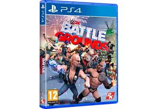 WWE 2K Battlegrounds für PS4, Xbox One oder Nintendo Switch günstig