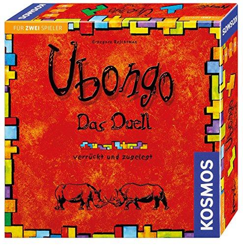 (AMAZON) Kosmos 690182 - Ubongo - Das Duell