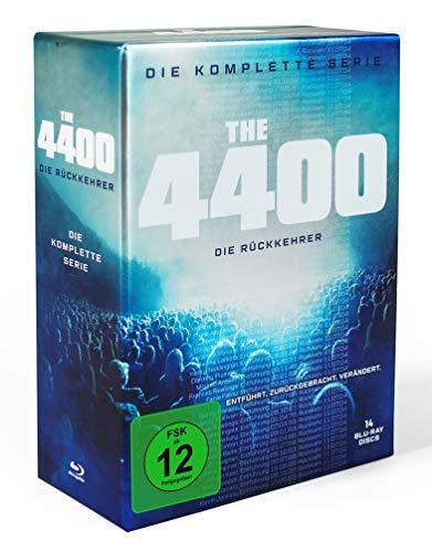 4400 - Die Rückkehrer - Die komplette Serie (14 Blu-rays) [Blu-ray]