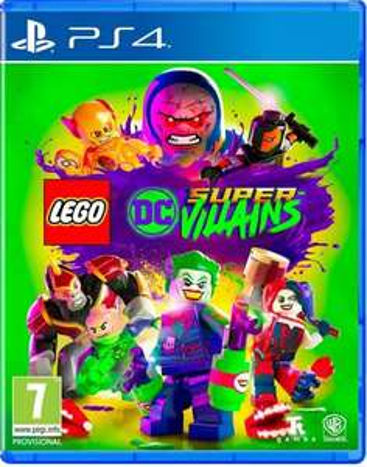 LEGO DC Super Villains - (PlayStation 4) zum Schurkenpreis von 14,99 beim Media Markt