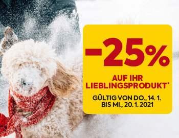"""Billa: 25% Sticker ab 14.01. - 20.01.21 im Flugblatt & auf der """"Heute"""" & """" Krone"""""""
