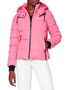 ONLY Damen Onlsilje Puffer Jacke in M & L