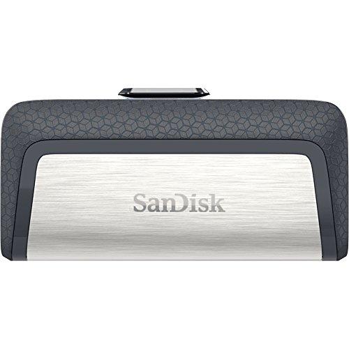 SanDisk Ultra Dual USB Type-C Laufwerk Smartphone Speicher 128 GB