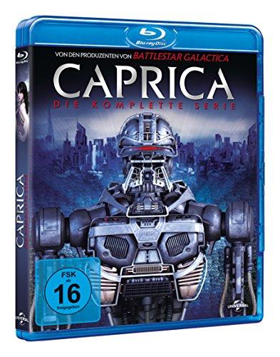 Caprica - Die komplette Serie [Blu-ray] (exklusiv bei Amazon.de)