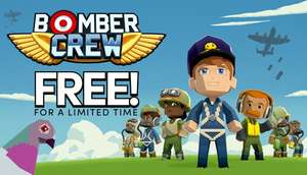 Bomber Crew gratis Steam Keys über Humble Bundle (Windows / Mac / Linux PC)