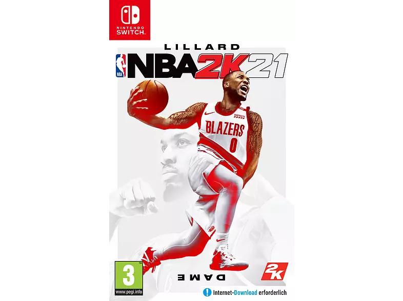 NBA 2K21 für Nintendo Switch zum Sparpreis
